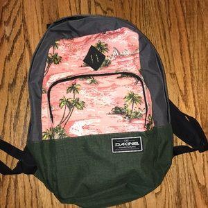 Dakine Hawaiian backpack